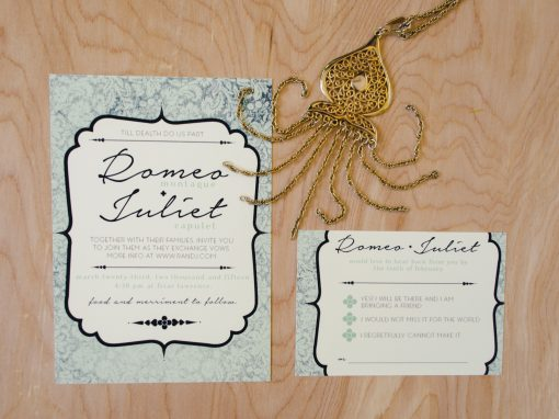 CUSTOMIZABLE INVITES