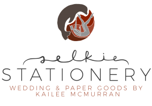 Selkie Stationery