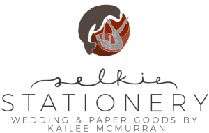 Selkie Stationery Logo