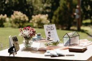 Guest Book Signage