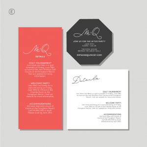 Selkie Stationery - Details