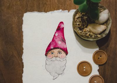Gnome Watercolor