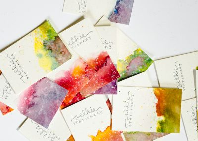 Selkie Stationery Handmade Business Cards