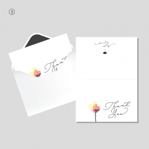 Selkie Stationery - Thank you